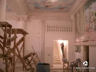 Corridor & hallway by Baldantoni Group