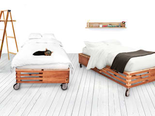 Single Bed - Mercado Collection:   por Varas Verdes