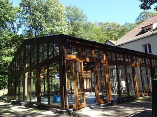 Wintergarten Gracja Klassische Hotels Holz
