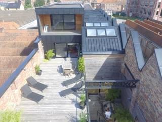 Loft à Tourcoing Maisons modernes par Agence S. Duca Architecte DPLG Moderne