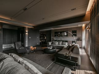 CJ INTERIOR 長景國際設計 Salon asiatique
