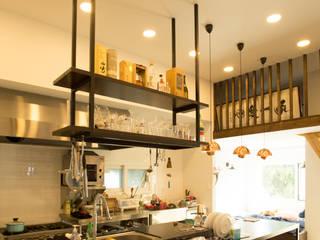 Phòng ăn phong cách hiện đại bởi 아키제주 건축사사무소 Hiện đại