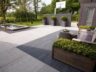 Moderner Garten von KLAP tuin- en landschapsarchitectuur Modern