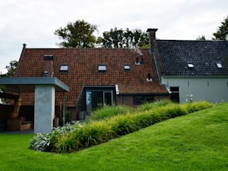 Garten im Landhausstil von KLAP tuin- en landschapsarchitectuur Landhaus