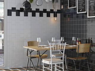 Phòng ăn theo Equipe Ceramicas, Địa Trung Hải