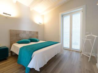 yesHome Mediterranean style bedroom