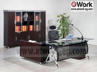 Atwork Office Furniture ات ورك للاثاث المكتبي:   تنفيذ Atwork Office Furniture