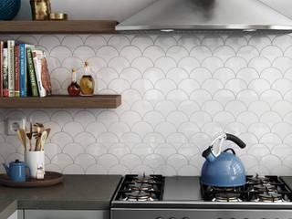 Equipe Ceramicas Dapur Gaya Mediteran Keramik