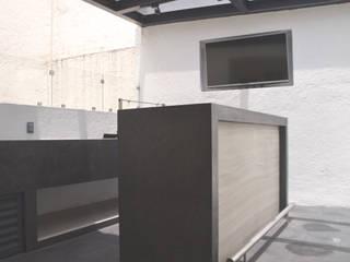 Patios & Decks by CuboB Arquitectura de Interiores