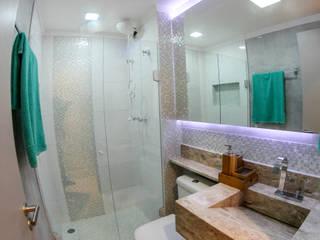 Baños de estilo  por Concept Engenharia + Design,