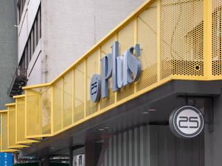 C25 Plus 根據 Taipei Base Design Center 現代風