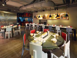 Xiaoya Epicure Noodles 根據 Taipei Base Design Center 現代風