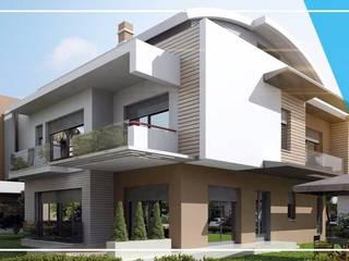 Fe mimarlık mühendislik ltd.şti. – ELYSIUM VİLLALARI:  tarz