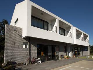 소요 모던스타일 주택 by 아키제주 건축사사무소 모던