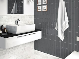 Bathroom by Equipe Ceramicas,