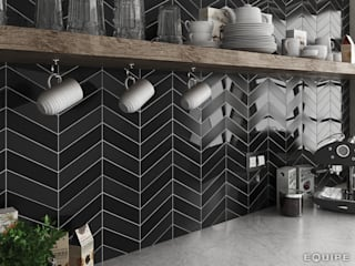 Kitchen by Equipe Ceramicas,