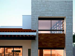 Laboratorio Mexicano de Arquitectura Mediterranean style houses