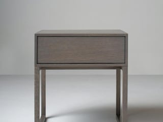 www.mezzanineinteriors.co.za BedroomBedside tables Wood Grey