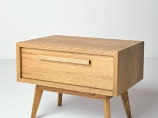 www.mezzanineinteriors.co.za BedroomBedside tables Kayu Wood effect