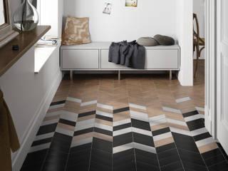 Equipe Ceramicas Koridor & Tangga Modern