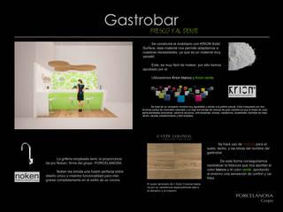 Gastronomía de estilo moderno de 3a Interiorismo Moderno