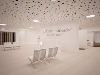 Oficinas y comercios de estilo moderno de 3a Interiorismo Moderno