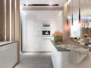 Your royal design Cucina minimalista