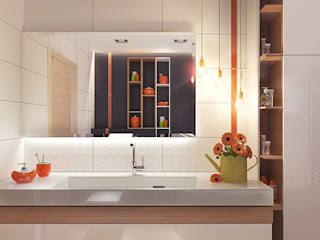 Minimalist style bathrooms by Your royal design Minimalist