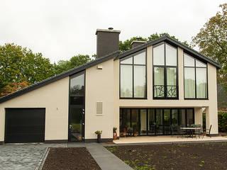 Woonhuis Oranjewoud:  Huizen door Sipma Architecten
