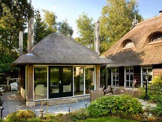 Woonhuis Bontebok Landelijke serres van Sipma Architecten Landelijk