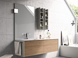 Bathroom by Mastella Design