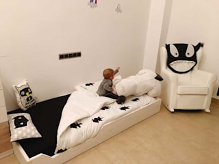 Mind Made - Muebles hechos con Palets Nursery/kid's roomBeds & cribs Solid Wood Wood effect