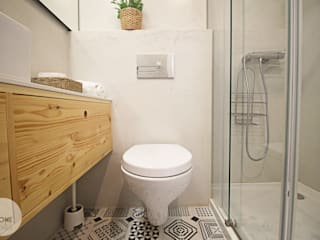 homify Scandinavian style bathrooms
