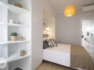homify Skandinavische Schlafzimmer
