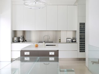 Kitchen by Elemental Architecture, Modern