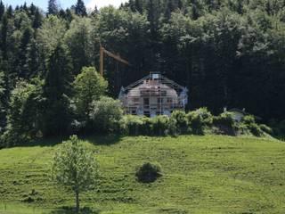 Maisons rurales par architekturbüro holger pfaus Rural
