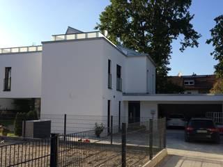 Maisons modernes par architekturbüro holger pfaus Moderne