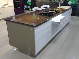 ANAND STORE KITCHEN DESIGN : asian  by ASADA DECOR PVT.LTD,Asian
