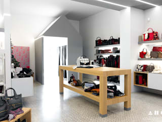 ALESSIO TOSTI DESIGN Office spaces & stores