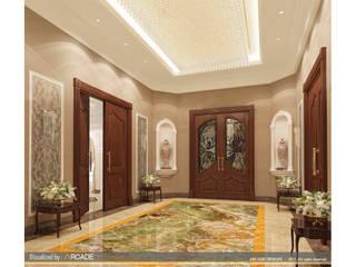 Corridor & hallway by ARCADE DESIGNS
