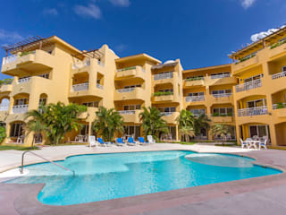 HOTEL PLAYA AZUL Casas mediterráneas de Diseño Aplicado Avanzado de Guadalajara Mediterráneo