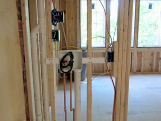 Wiring a home:   by Electricians Johannesburg