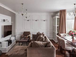 Серго: klasik tarz tarz Oturma Odası