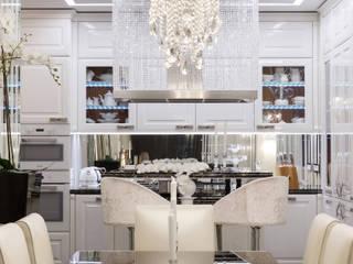 Modern Dining Room by Дизайн-студия 'Привилегия' Modern