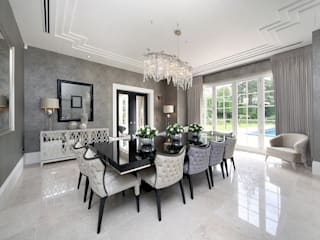 Octagon Developments Project (UK) / Serip Lighting Serip Dining roomLighting