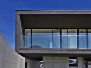 Casas modernas de 株式会社廣田悟建築設計事務所 Moderno