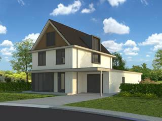 Casas modernas por Villa Delphia Moderno