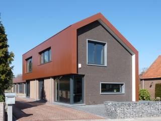 :  Huizen door Villa Delphia, Industrieel