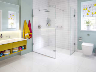 Bathroom CGI Visualisation #8 Classic style bathroom by White Crow Studios Ltd Classic Ceramic