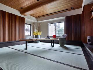 DYD INTERIOR大漾帝國際室內裝修有限公司 Asian style study/office